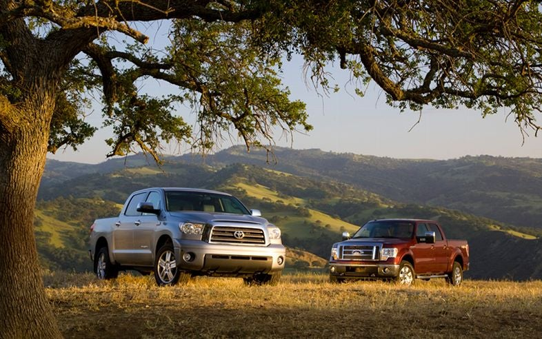 Ford, Toyota to jointly build new hybrid powertrain for trucks, SUVs