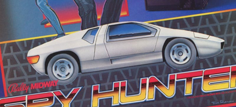 31-Year Old Spy Hunter Car Mystery Solved!