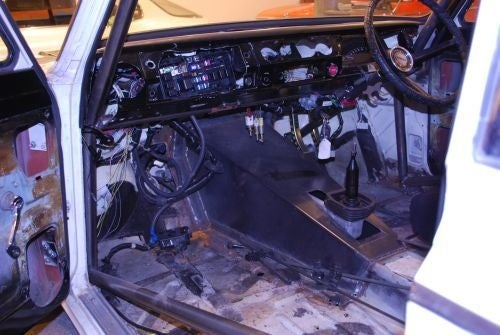 There's Nothing Wrong With A 1965 Ford Cortina That A Honda S2000 Engine Can't Fix!