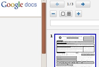Google Docs Viewer Bookmarklet Makes PDFs Less Freeze-y