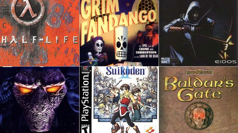 Was 1998 The Ultimate Year in Video Gaming?