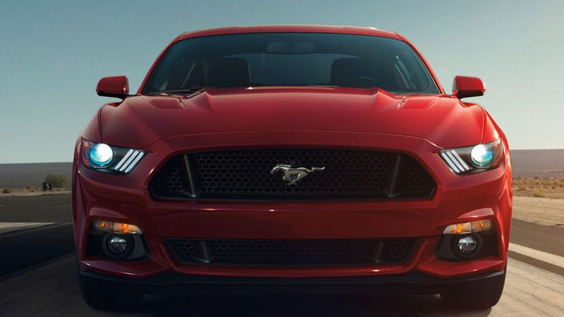 2015 Ford Mustang Design Dissection