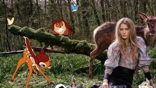 Stella Loves Critters; Diane Von Furstenberg Is A Swinger
