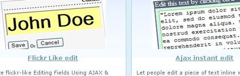 AjaxDaddy Adds Slick Applets to Your Web Site
