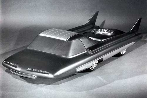 Seven Concept Cars Of Future Past