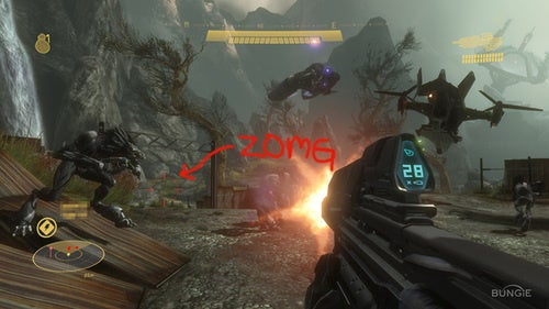 Bungie Definitively Shuts Down Halo: Reach/Natal Speculation