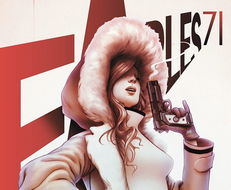F*ck Yeah! There's Gonna be a Fables Movie!