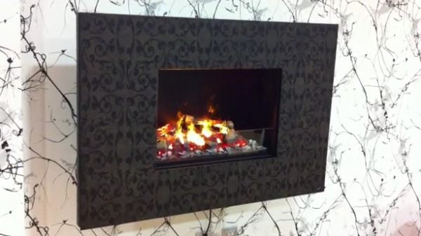 Here's a Fire That Can Never Burn an iPhone