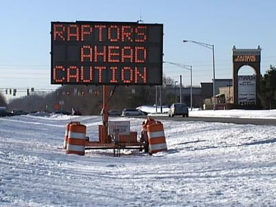 Velociraptors Now Hunting Drivers On Indiana Roads