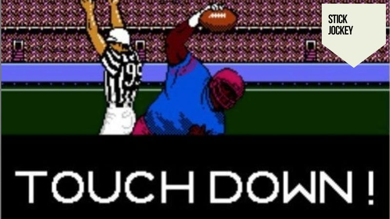 Tecmo Bowl's Still Running After Touching Down at 20