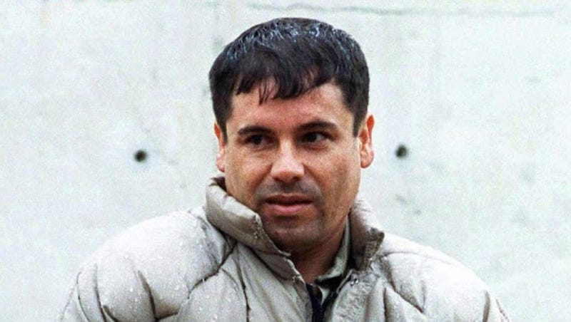 "Notorious Drug Kingpin ""El Chapo"" Captured After 13-Year Manhunt"