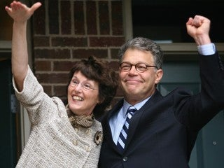 Hooray, Al Franken Means All Of Our Problems Will Go Away!