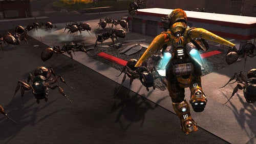 Earth Defense Force: Insect Armageddon Bugs Out In 2011