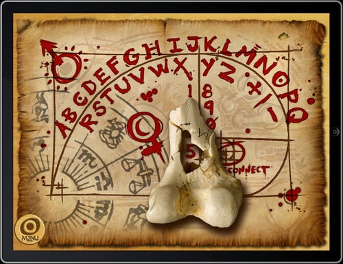 Should The iPad Ouija Board Have A Mind Of Its Own?