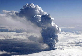 Evil Volcano Threatens to Ruin World's Most Important Event