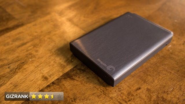 Seagate Wireless Plus Portable Drive Review: No Wi-Fi, No Problem