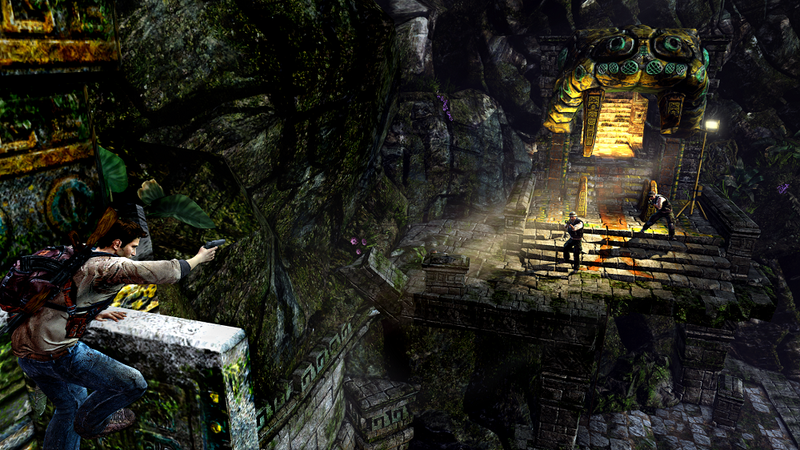 Uncharted Golden Abyss Delivers a Home Console Experience