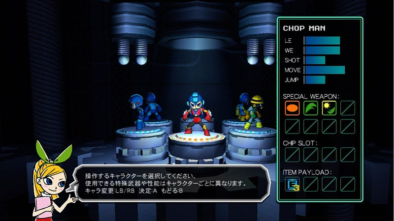 Building Robots And Stages In Mega Man Universe