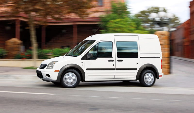 2010 Ford Transit Connect: Commercial Simplicity At $21,475