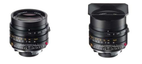 Leica Updates M Line with SUMMILUX-M 35 mm f/1.4 ASPH