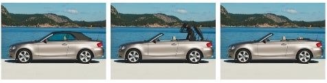 BMW 1-Series Convertible, Full Press Kit