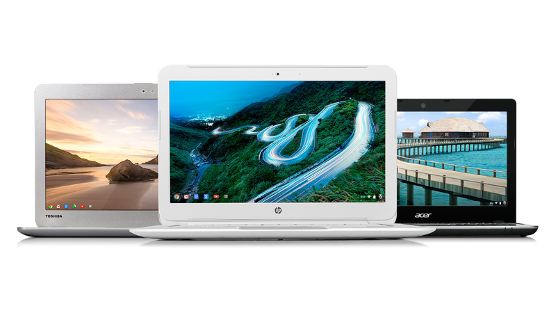 Google's Chromebooks Are Finally Getting Grown-Up Guts