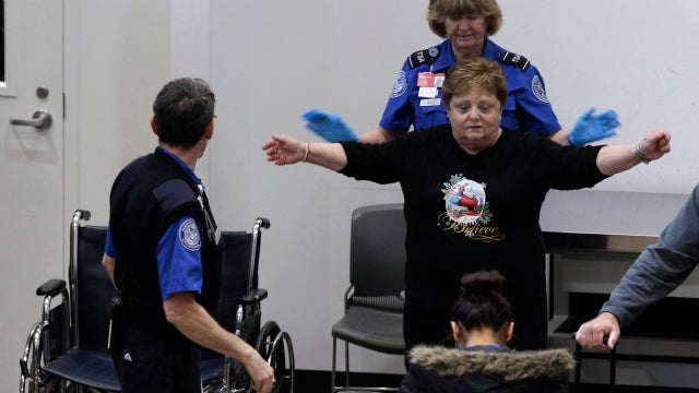 TSA Agents Now Making Elderly Women Remove Their Adult Diapers