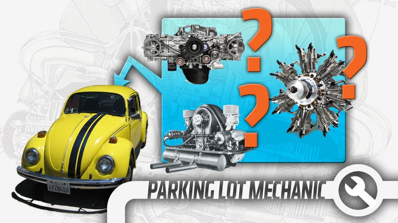 Project Beetle Rebirth: Picking An Engine