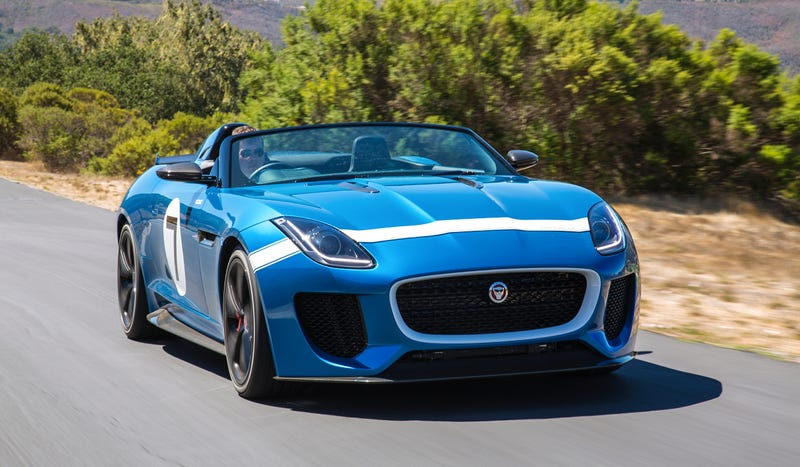 Project 7 Finally Gives Modern Jaguar A Wonderful Identity