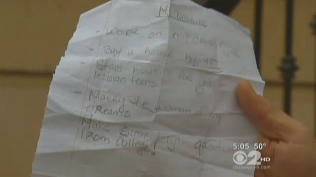 Your Morning Cry: Single Mom Found Dead With A List Of Dreams In Her Pocket