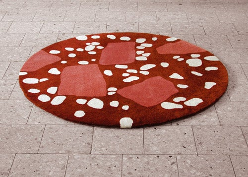 Vile Mortadella Rug Gives Excuse to Say 'Hide the Sausage' in a Headline
