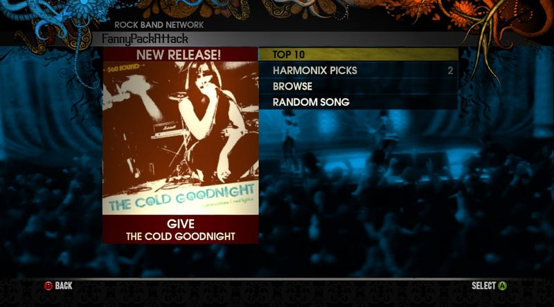 Power To The People: How Rock Band Network Expands The Game, Gets Any Song Online