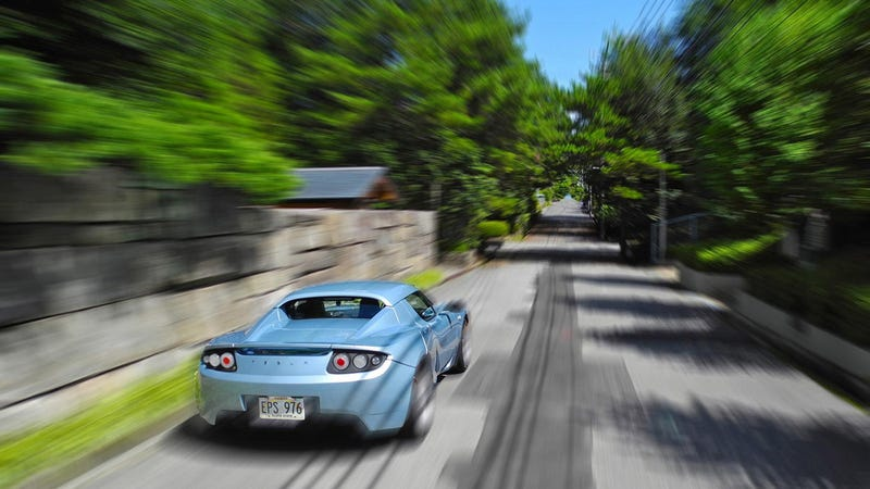 Show Us The Best Electric Sports Cars Out There