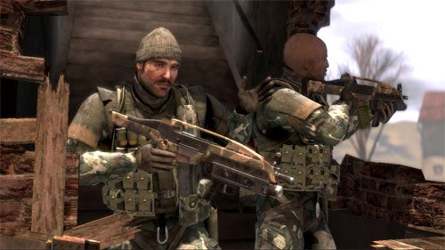 Battlefield: Bad Company Review: Going For The Gold