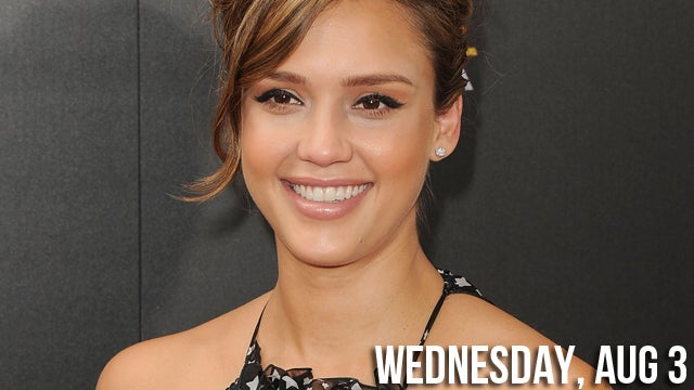 Jessica Alba To Lose Baby Weight By Starving Herself