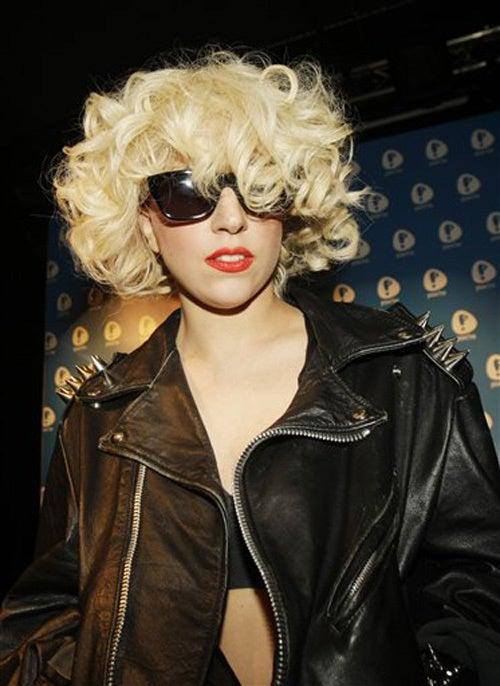 Lady Gaga's Got A Mystery Man; Steven Tyler Enters Rehab