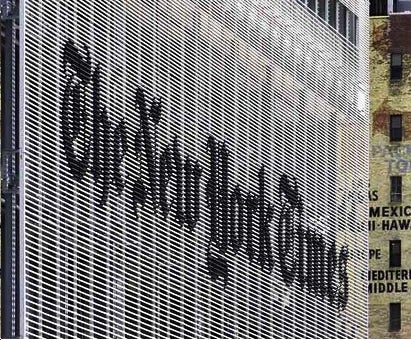 New York Times No Longer in the Advertising Business