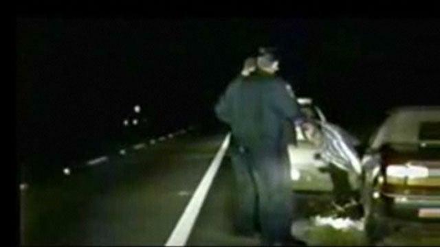 The drunkest drunk driver ever
