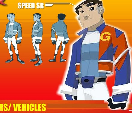 The Awful Wreckage Of Speed Racer Spinoffs