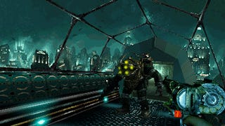 Imagining <em>Bioshock</em> As A PS1 Game