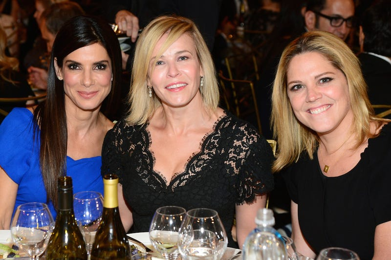 Is Chelsea Handler Building a Clique of Power Women?