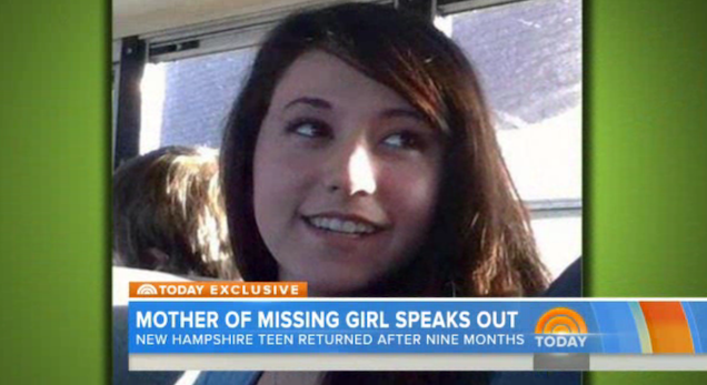 Mom Says Teen Who Went Missing For Nine Months Wasn't Pregnant