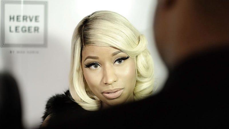 Nicki Minaj Is Being Sued by Her 'Wig Guru'