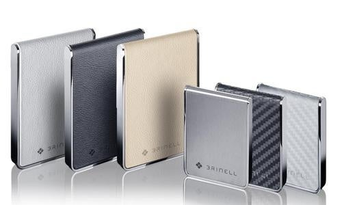 Brinell Purestorage Drives Celebrate Steel, Leather, Carbon and Wood