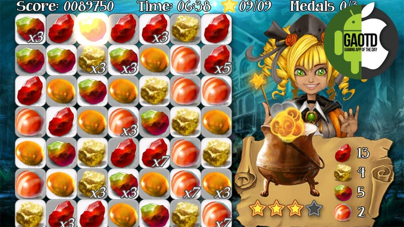 The Most Magical Match Three Puzzler My Wife's Played in Ages