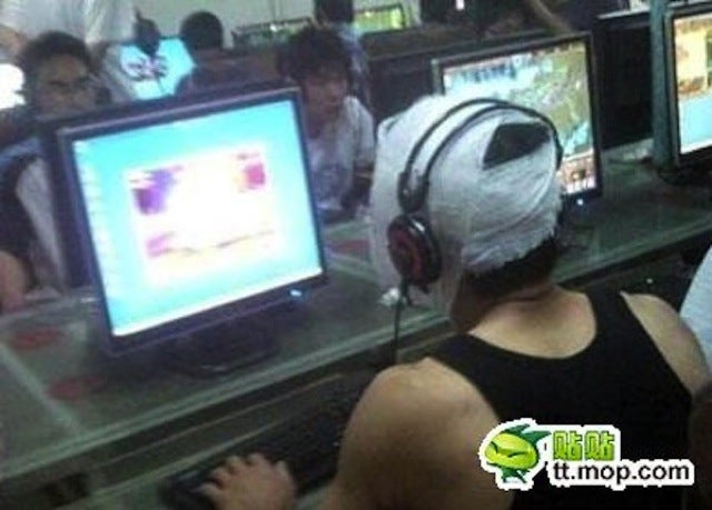 The Wild World of China's Net Cafes