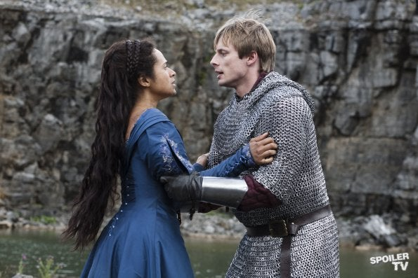 Merlin - 5.09 Promo Photos