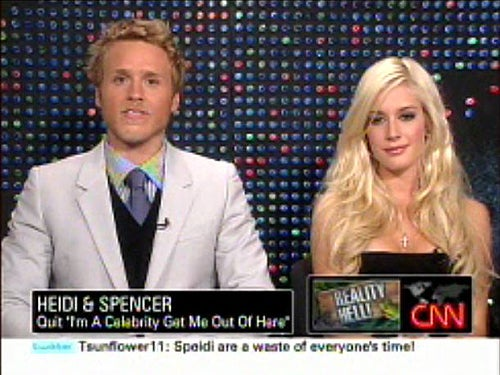 Twitter Users Hate Heidi And Spencer