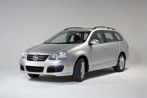 2009 VW Jetta TDI Sedan, Sportwagen Eligible For $1,300 Federal Tax Credit