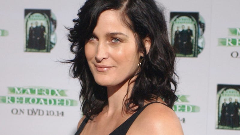 Carrie-Anne Moss Didn't Jack into Silent Hill by Playing the Game